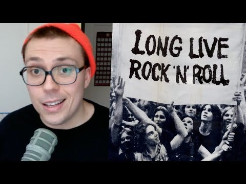 The Death of Rock Is Good for the Genre