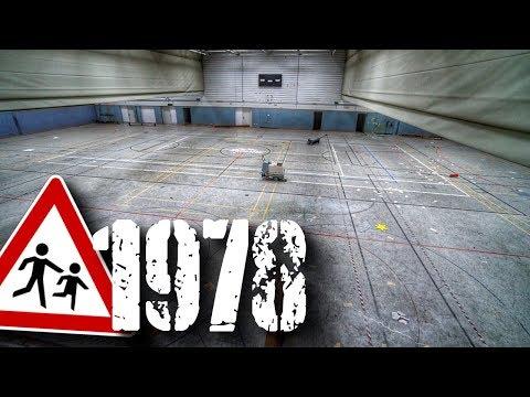 HIER TURNT KEINER MEHR! | verlassene HAUPTSCHULE mit Sporthalle entdeckt
