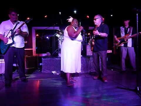"Diunna Greenleaf CD Release Party ""Tryin' to Hold On"" video by OurKNightsOut.m4v"
