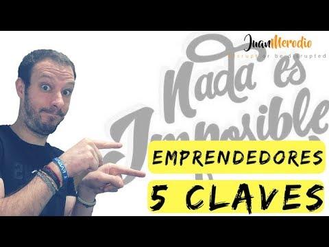 5 Claves del EMPRENDIMIENTO ▶︎(IG Live)