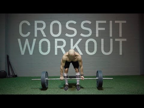 "CrossFit ""Diane"" Workout | Johannes Bartl"