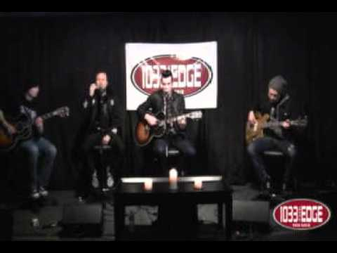 1033 The Edge  Edge Sessions  Theory Of A Deadman  Easy To Love You