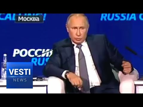 Putin at VTB Ivestment Forum : Using the Dollar as a Weapon Will Backfire SPECTACULARLY for the US