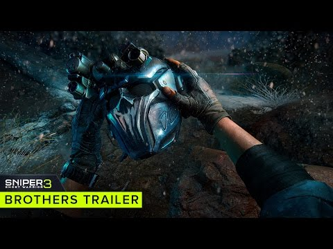"Sniper Ghost Warrior 3 - Story Trailer ""Brothers"""