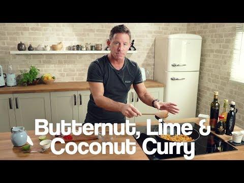 Butternut, Lime & Coconut Curry Jason Vale Recipe