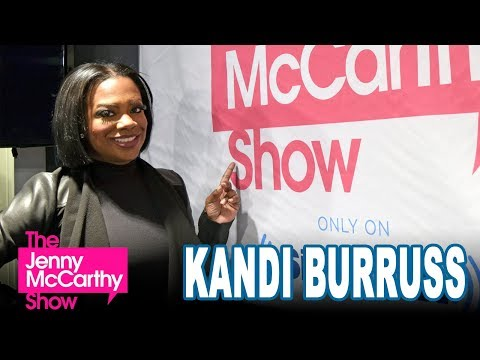 Kandi Burruss on The Jenny McCarthy Show