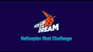 PUYD2 MSD  HELICOPTOR SHOT CHALLENGE