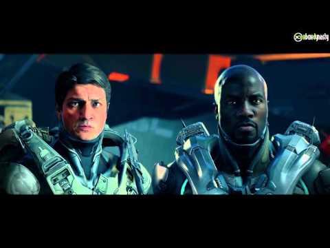 Halo 5 Guardians - All Cutscenes | Alle Zwischensequenzen (Deutsch/German)