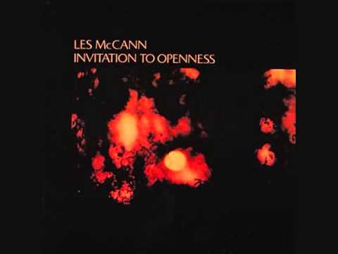 Les McCann (Usa, 1972) - Invitation to Openness (Full Album)