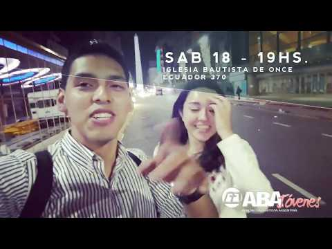 ABA Jóvenes - INVITACIÓN - POST-CONGRESO - BUENOS AIRES 2017