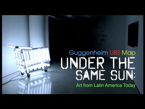 CAÑETE'S 'THE PILL' LATINAMERICAN ART TODAY' AT THE GUGGENHEIM