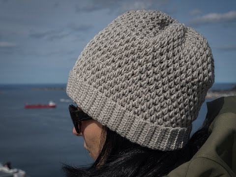 How to make crochet hat / beanie