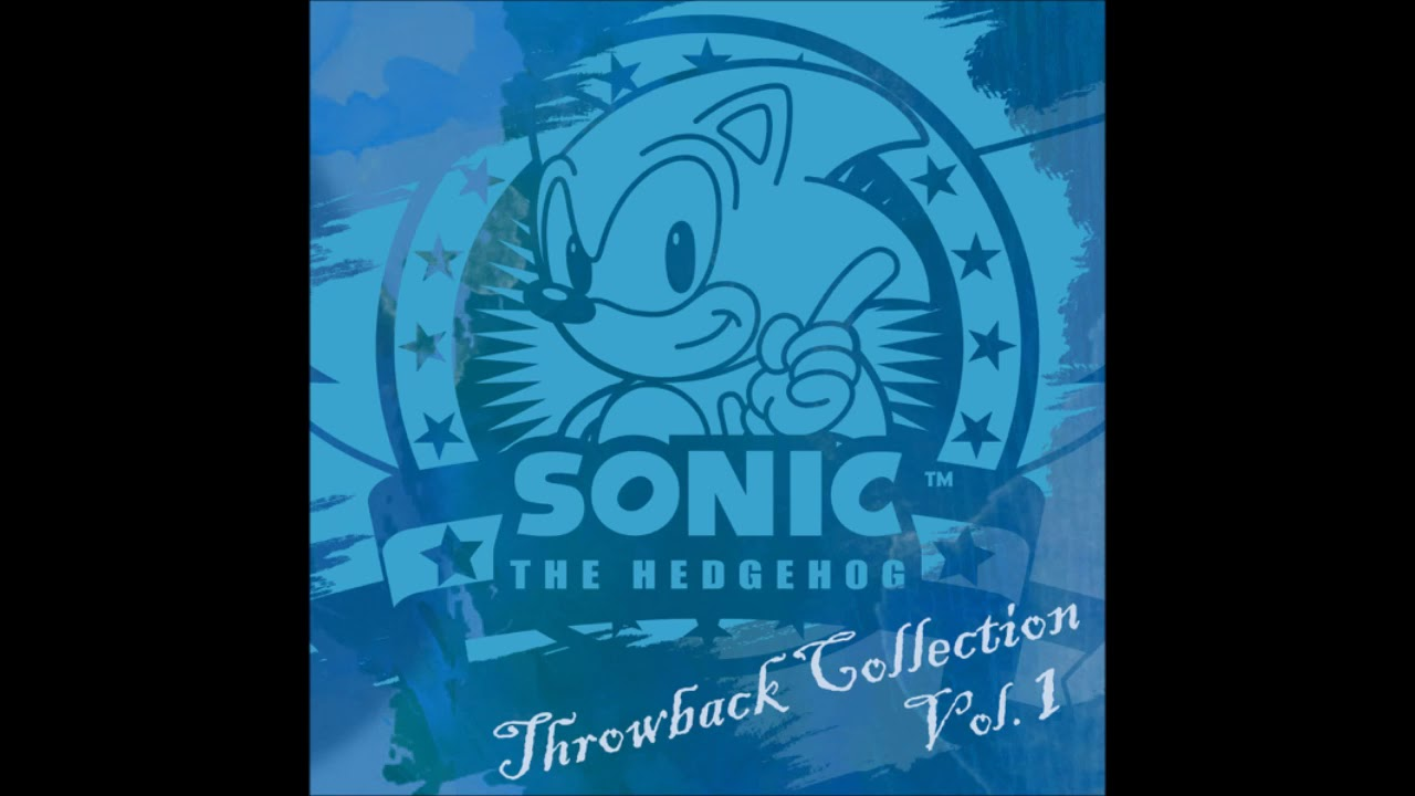 Download Sonic the Hedgehog Throwback Collection Vol. 1, 2 and 3