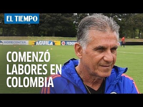 Entrevista con Carlos Queiroz | EL TIEMPO
