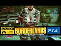 Borderlands Ps4 The Handsome Collection
