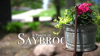 'a Psalm in Saybrook' - Ch 57