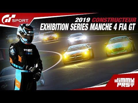 GRAN TURISMO SPORT : ES2 MANCHE 4 - CONSTRUCTEUR FIA GT I P***** de pénalités !! thumbnail