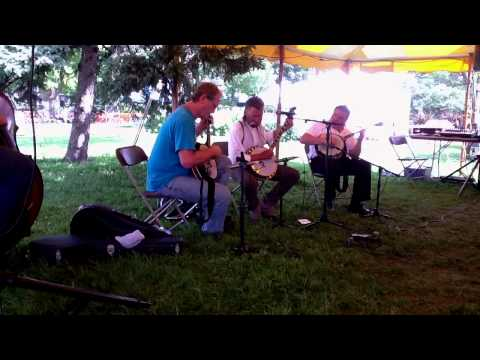 Saratoga Banjo ~ http://GreatRiverFolkFest.org 2014 http://