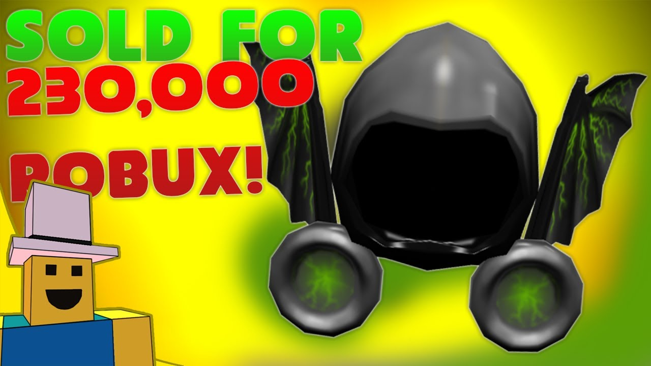 ROBLOX Trading | We Sold DOMINUS Vesp for 230,000 ROBUX!!!