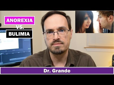 Differences Between Anorexia, Bulimia, Atypical Anorexia, Purging Disorder, & Binge Eating Disorder