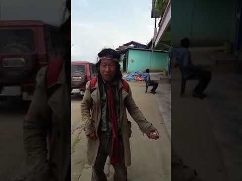 Funny tribal song