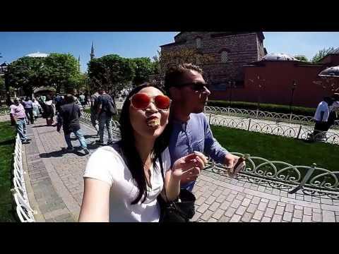 Istanbul, Turkey 2017 | Holiday | GoPro Hero 5