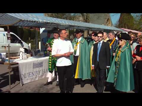 Opening of the Beaconsfield Cheese Market