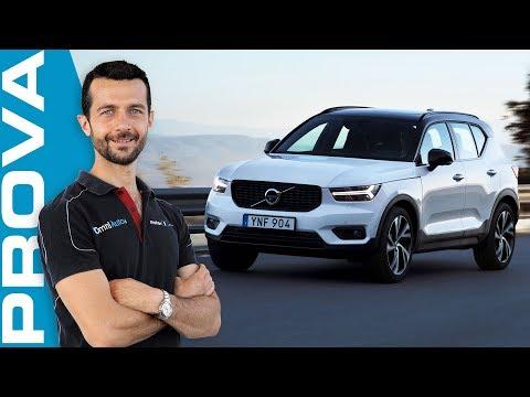 Volvo XC40 | il SUV controcorrente alla svedese maniera