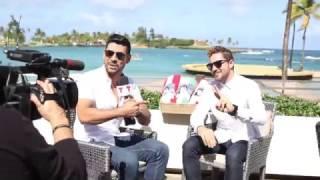 Presentación en Puerto Rico de Hijos del Mar