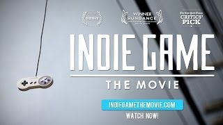 Indie Game: The Movie  - Trailer (Portuguese)