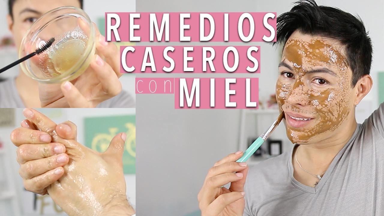 Beneficios de la miel para la piel del rostro