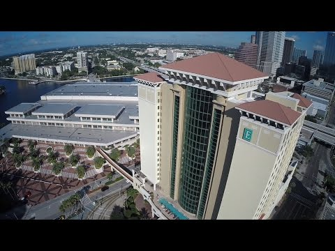 Embassy Suites Downtown Tampa Convention Center