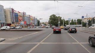Ремонт и реконструкция улицы Победы в Самаре