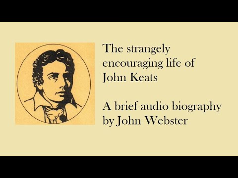 The strangely encouraging life of John Keats