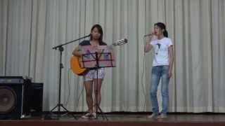 Gambar cover YUI - Good-bye Days (acoustic  cover)