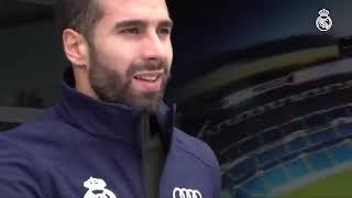 Реал Мадрид футболчи́ларига кандай автомобил берилди