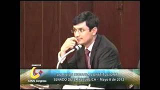 Senador Camilo Romero: Impuesto Predial en Colombia