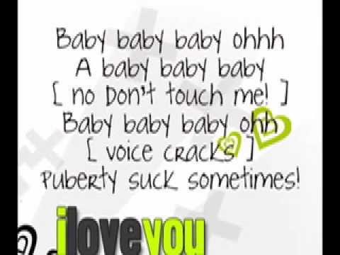I'm Just a Baby feat. Tay Zonday (Justin Bieber - Baby Parody) Lyrics