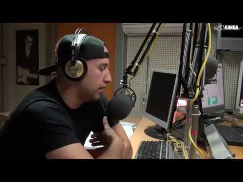 BANGA HIP HOP SHOW - HODŽA INTERVIEW & LIVE RAP