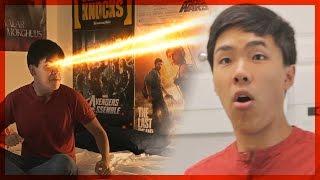 Heat Vision Problems (Superman)