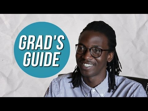 Grad's Guide: Charles Tape from the Ivory Coast