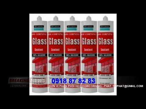 dowcorning 791 - 688- 795, dowsil GP - Dowsil glass Metal