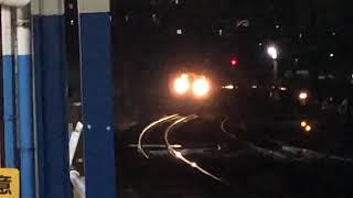 日豊本線885系特急白いソニック