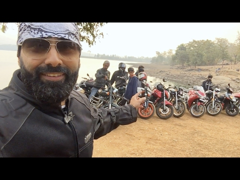 Ride to Vithal kamats & Vandri Lake | NH8