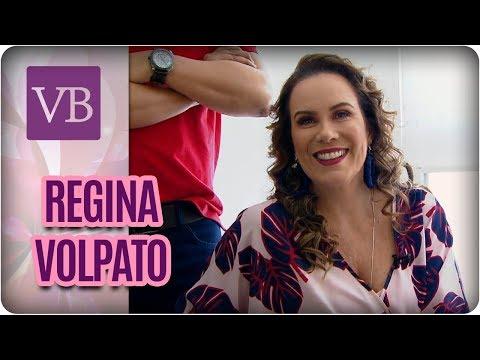 Papo Saudável: Regina Volpato - Você Bonita (27/03/18)