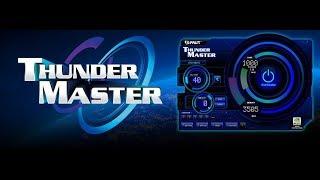 Почему Palit ThunderMaster лучше чем MSI Afterburner