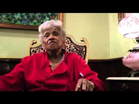 Queen of Creole Cuisine Leah Chase Talks NOLA