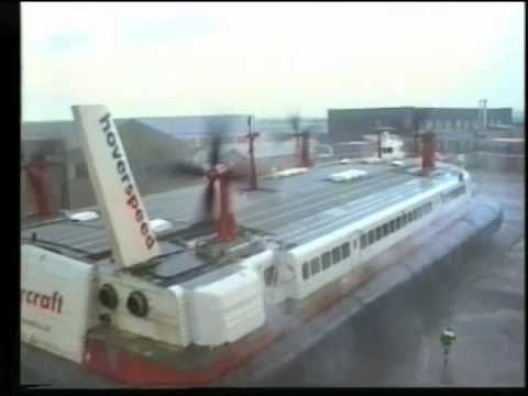 Hovercraft Museum Trust DVD2 Preview SRN4 - AP1-88 - BH7