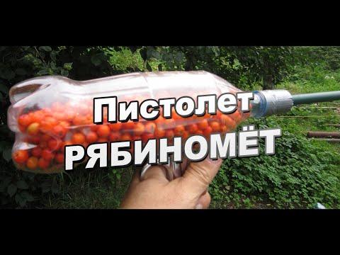 Пистолет Рябиномет...