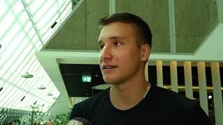 Bogdan Bogdanović na Okupljanju Pred Mundobasket u Kini   SPORT KLUB Košarka